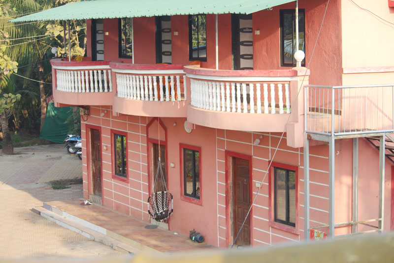 farm house in karjat with ac and non ac room