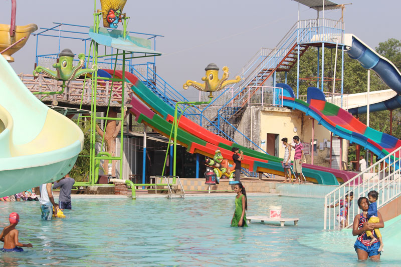 farm house in karjat with best slides