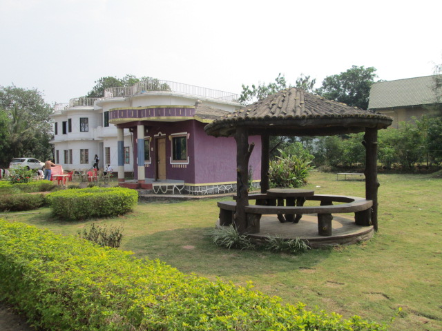 resorts near panvel