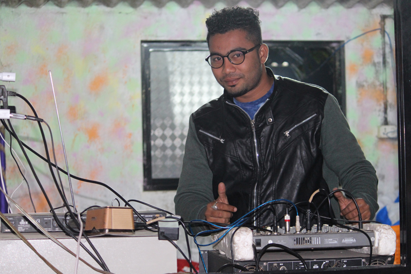 farmhouse in karjat with dj