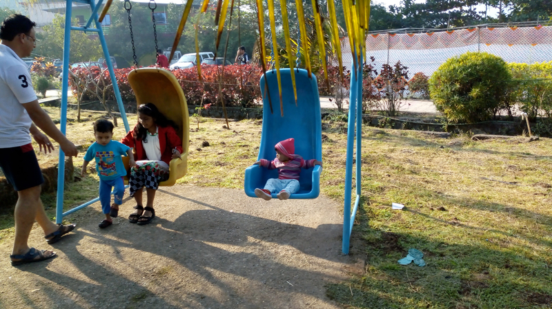 farmhouse in karjat with kids games