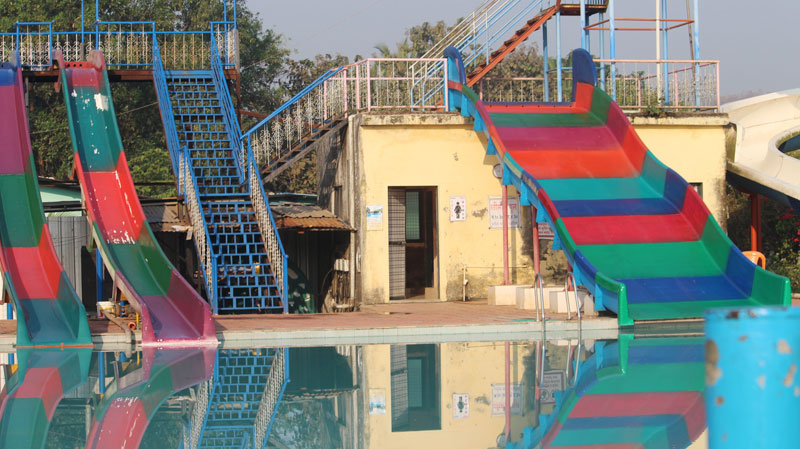 farm house in pune with best slides